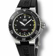733 7675 4154-Set RS Ručni sat ORIS Aquis Depth Gauge